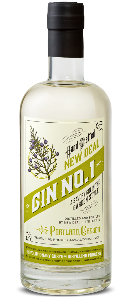 New Deal Gin No. 1