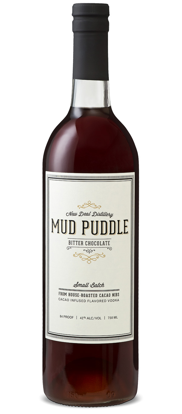 Mud Puddle Bitter Chocolate Liqueur
