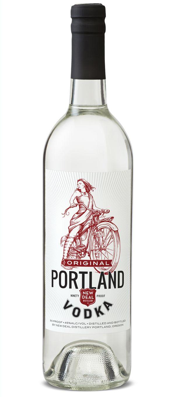 Portland 90 Vodka