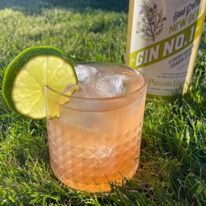 New Deal Gin 1 Lawn Party Cocktail Recipe