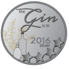 The Gin is In Silver medal