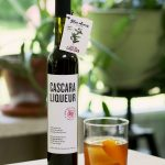 New Deal Cascara Liqueur Old Fashioned