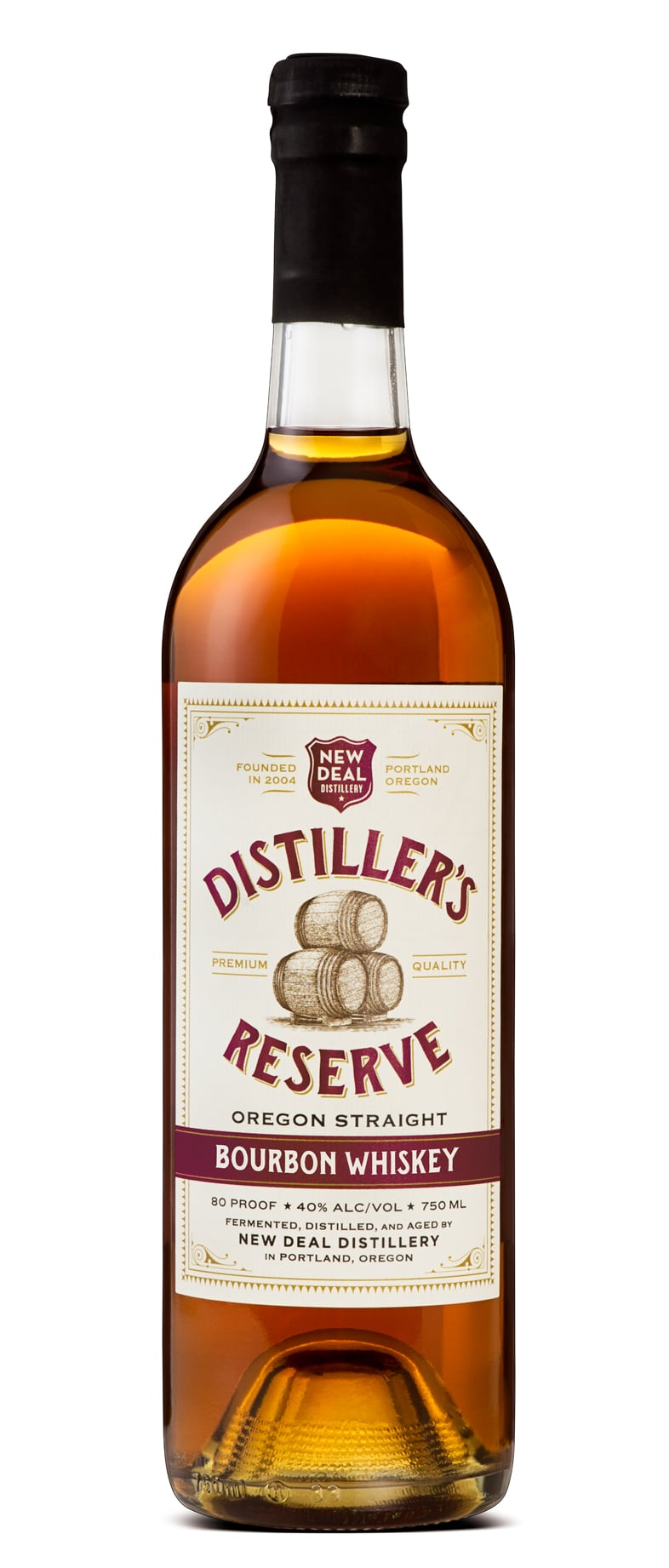 Distiller's Reserve Oregon Straight Whiskeys