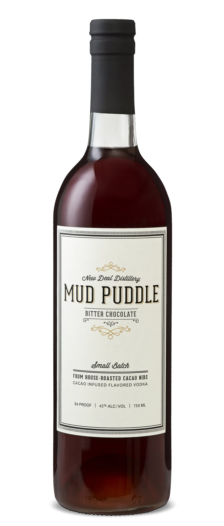 New Deal Muddle Bitter Chocolate Vodka