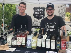 New Deal Farmers Market Bottle Sales