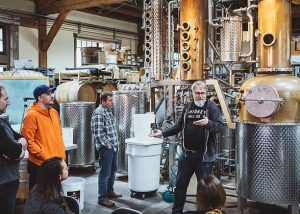 New Deal Hands-on Whiskey Making Class