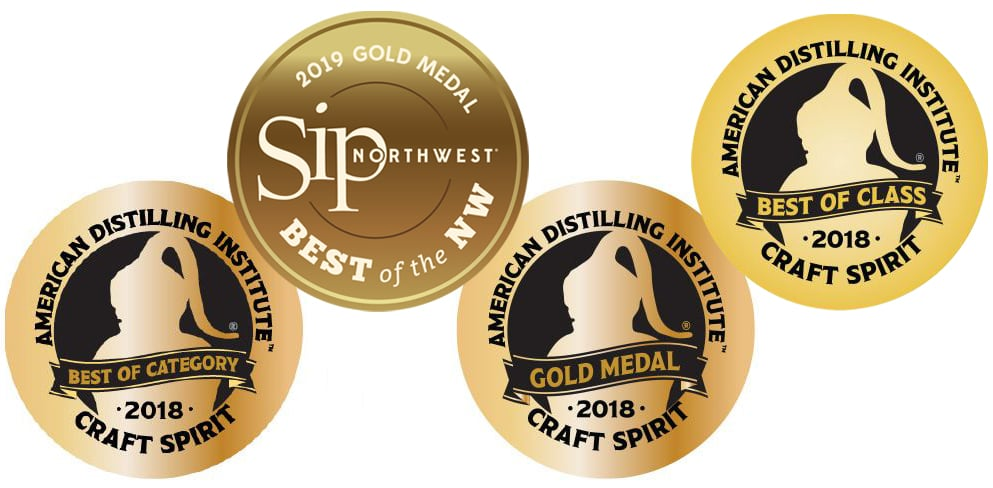 New Deal Pearl Brandy Gold Medal Awards