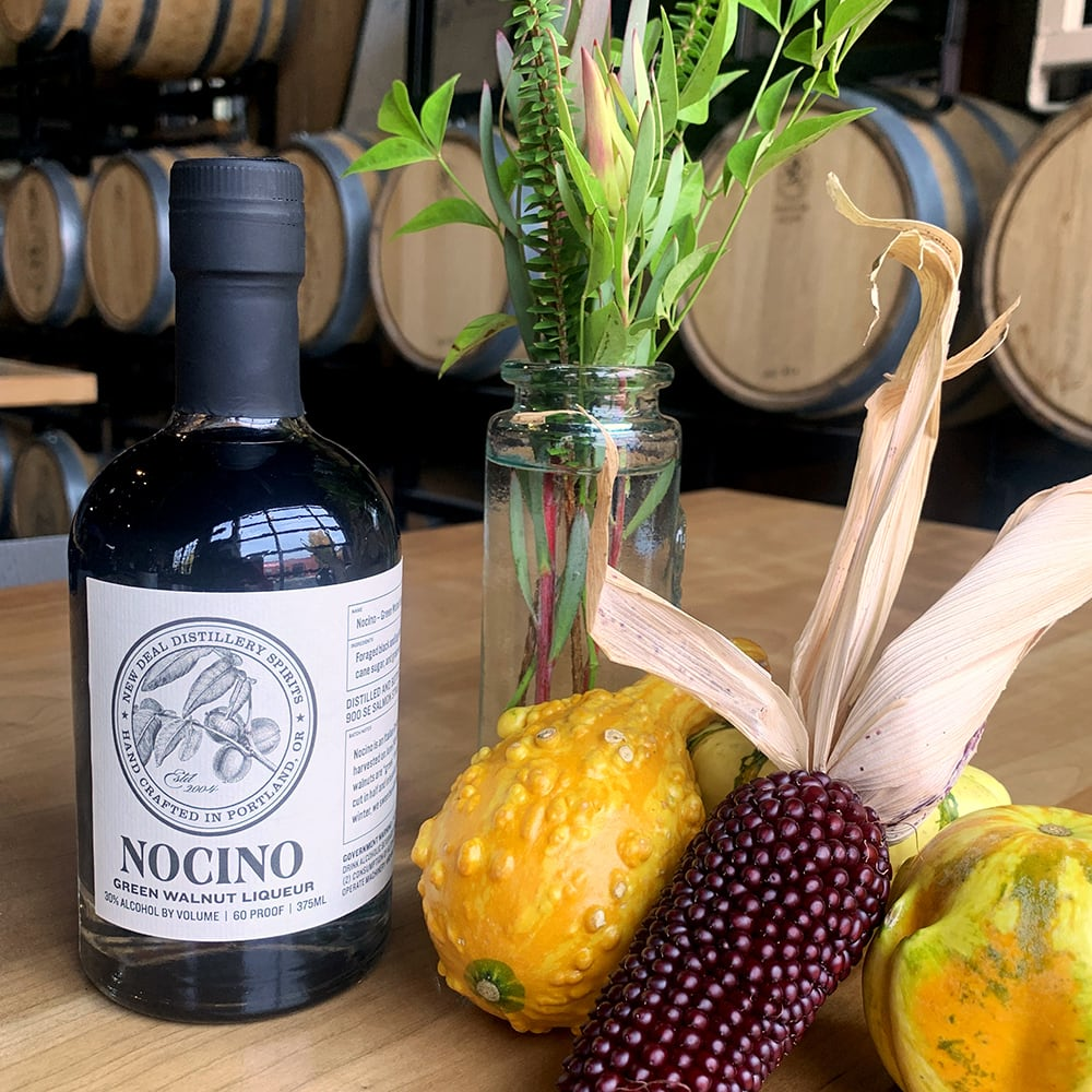 New Deal Nocino Cocktail Recipe