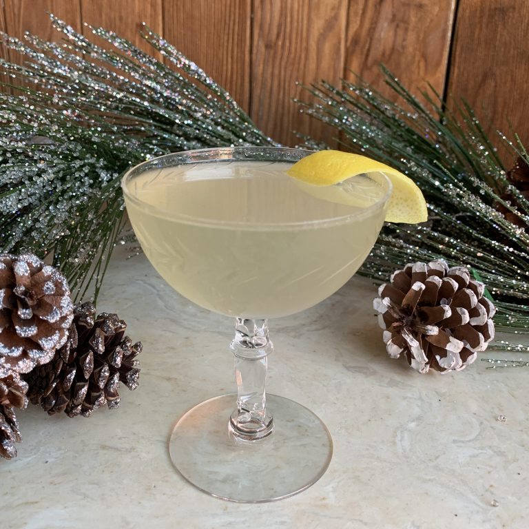 New Deal Cascadia 77 Cocktail Recipe