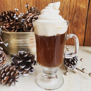 New Deal Hot Buttered Rum Cocktail Recipe