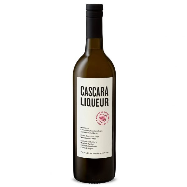 New Deal Cascara Liqueur