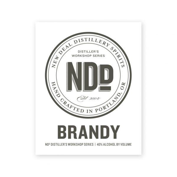 Distiller's Workshop Brandy