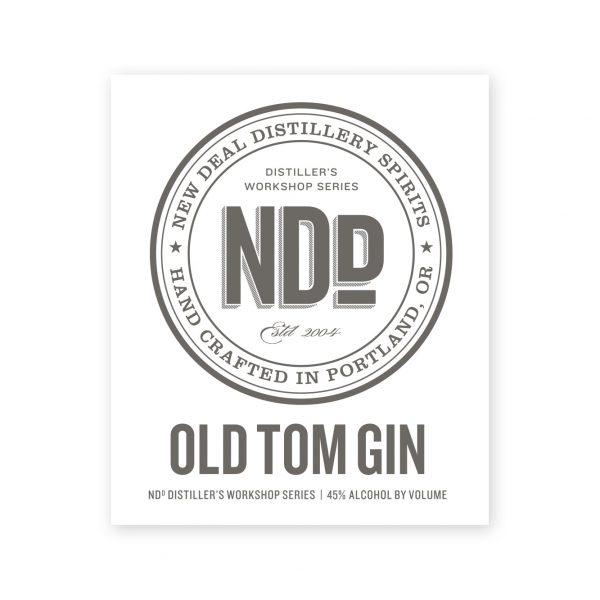 Distiller's Workshop Old Tom Gin