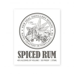 New Deal Spiced Rum