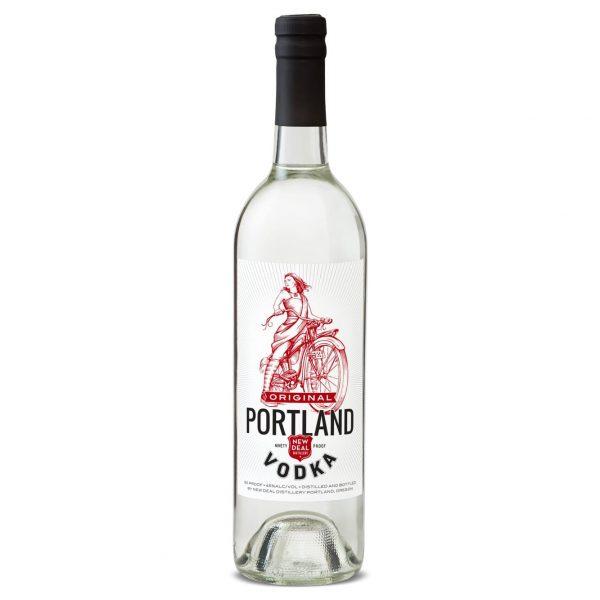 New Deal Portland 90 Vodka