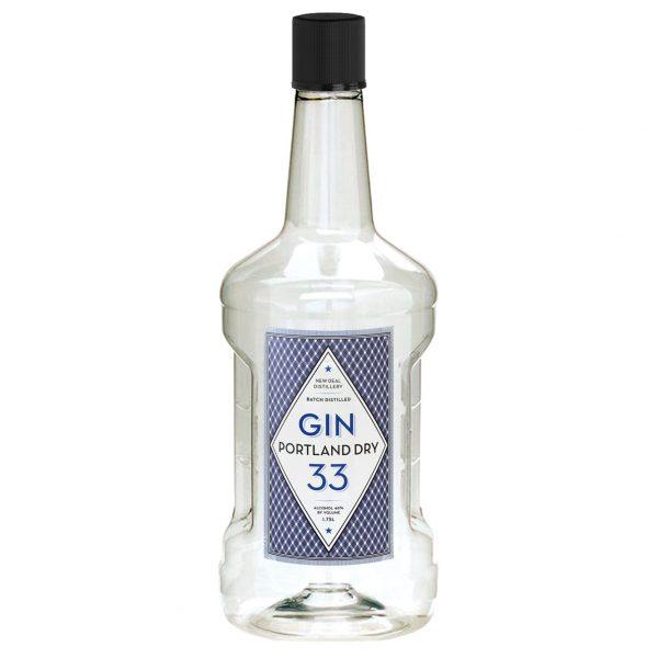 New Deal Portland Dry Gin 33 – 1.75L