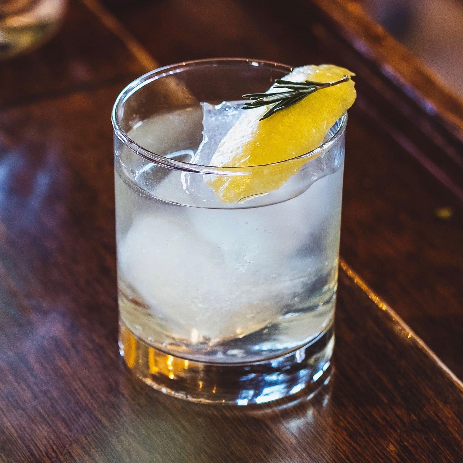 New Deal Cascade Elixir Cocktail Recipe