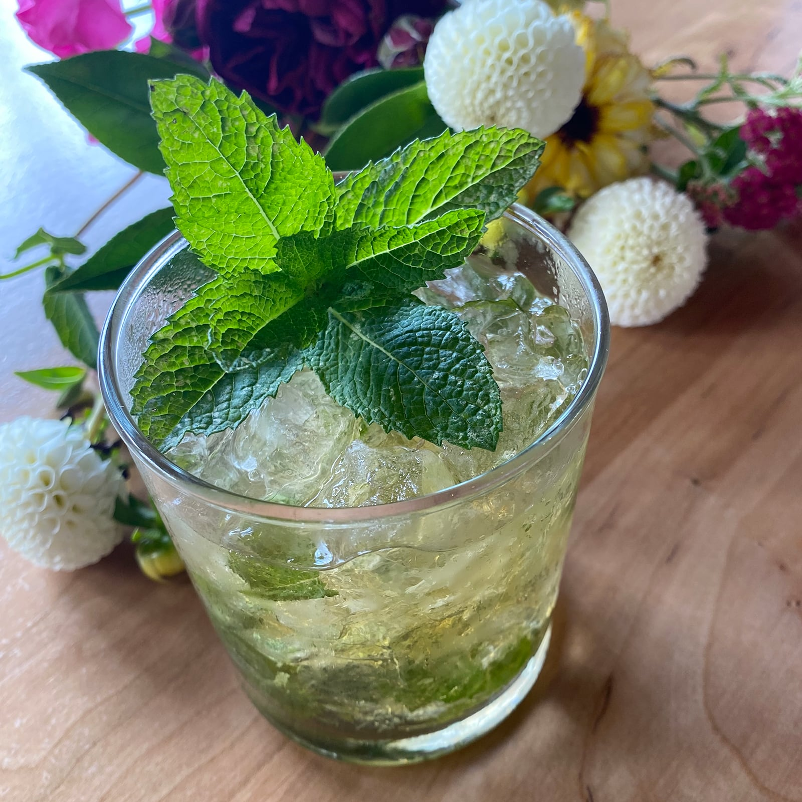 New Deal Mint Julep Cocktail Recipe