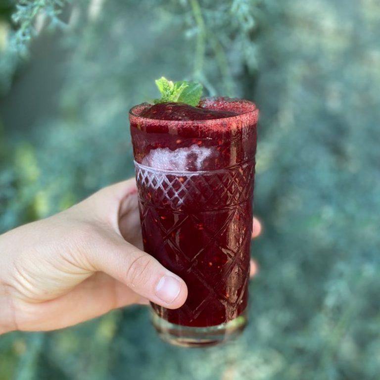 New Deal Rum-iniscing Cocktail Recipe