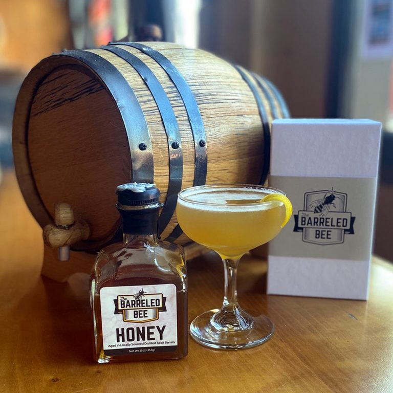 New Deal Gold Rush Cocktail Recipe