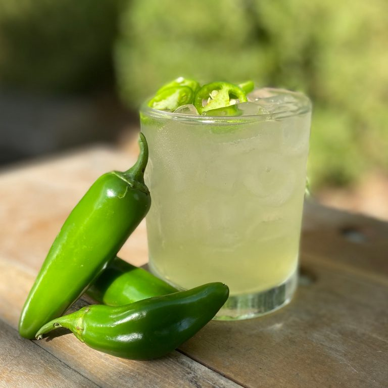 New Deal Spicy Little Number Cocktail Recipe