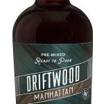 New Deal Driftwood Manhattan Cocktail in a Bottle