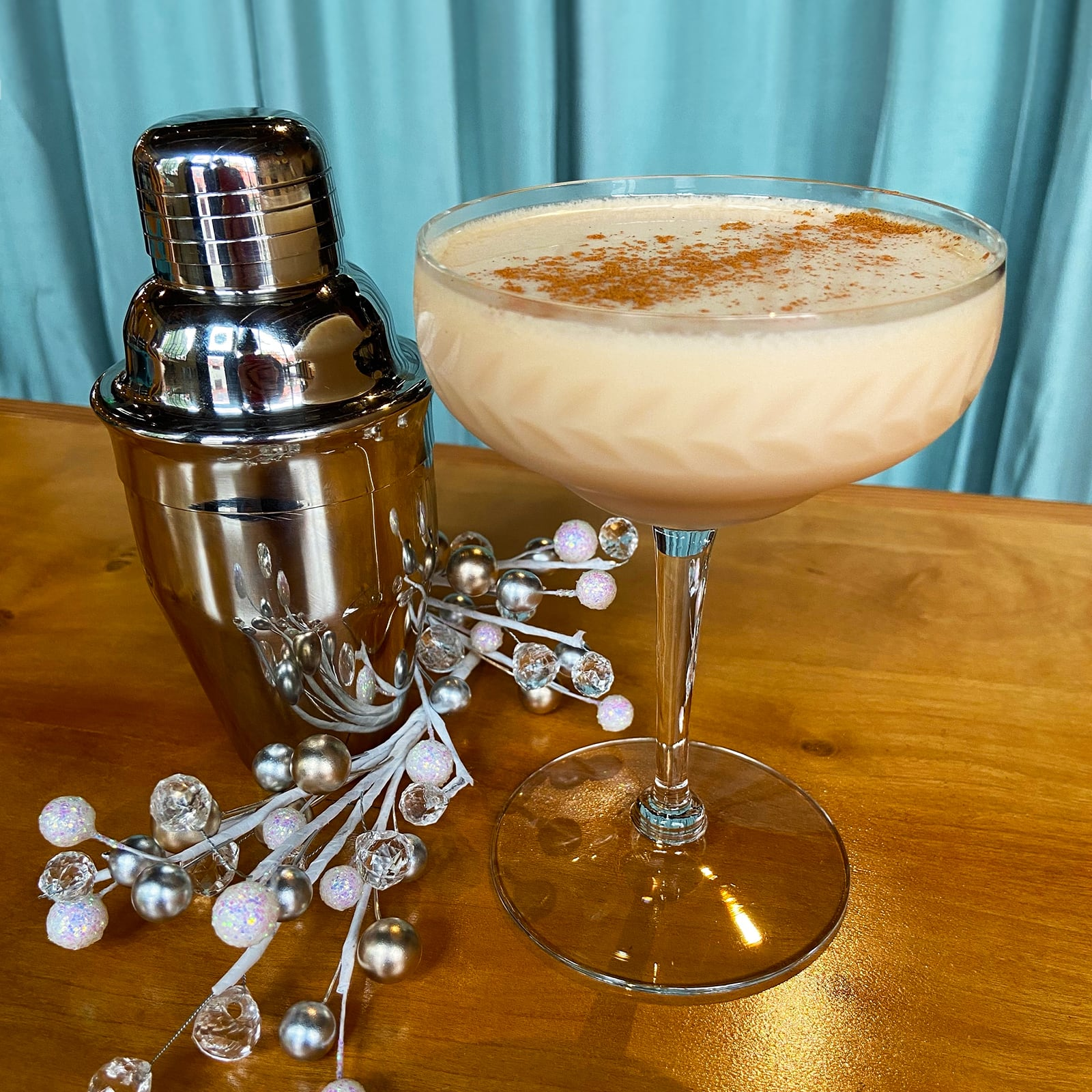 New Deal Brandy Alexander Cocktail Recipe