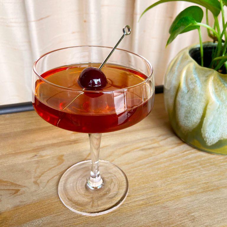 New Deal Martinez Cocktail Recipe