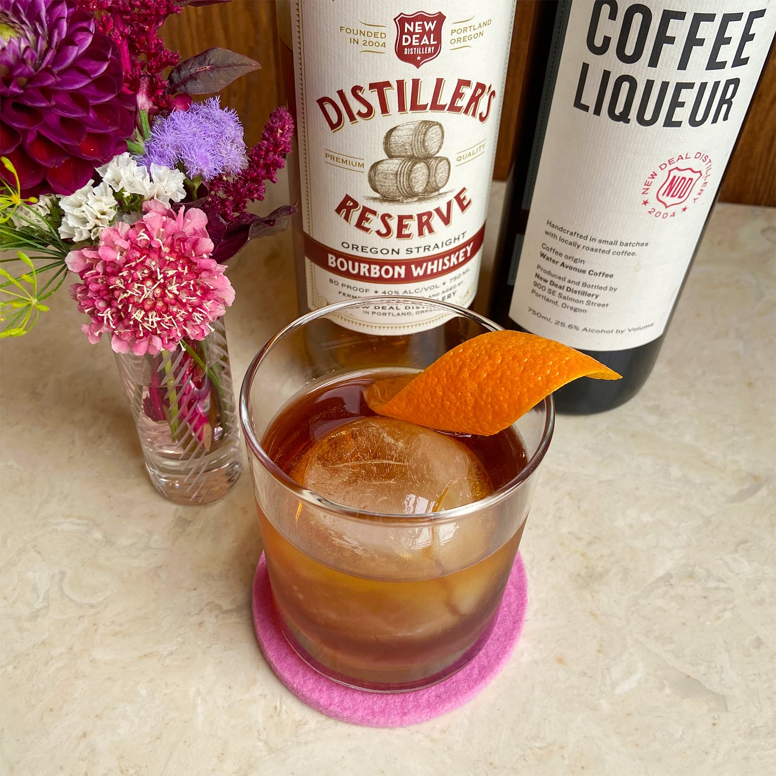 New Deal Revolver Cocktail Recipe