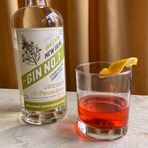 New Deal Gin No. 1 Sazerac Cocktail recipe