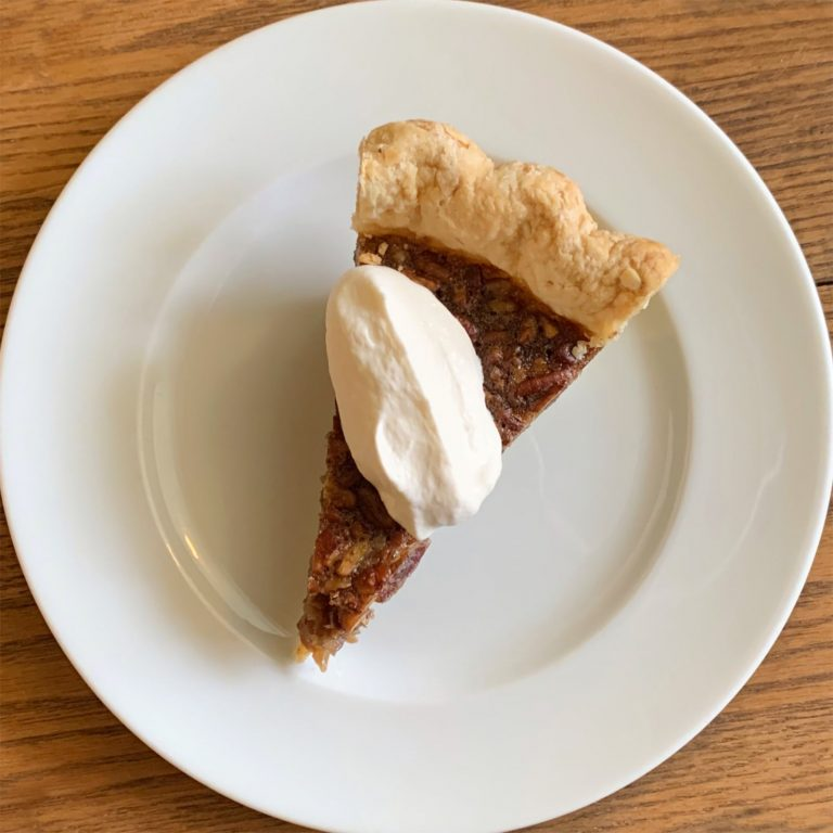 New Deal Pecan Pie Recipe