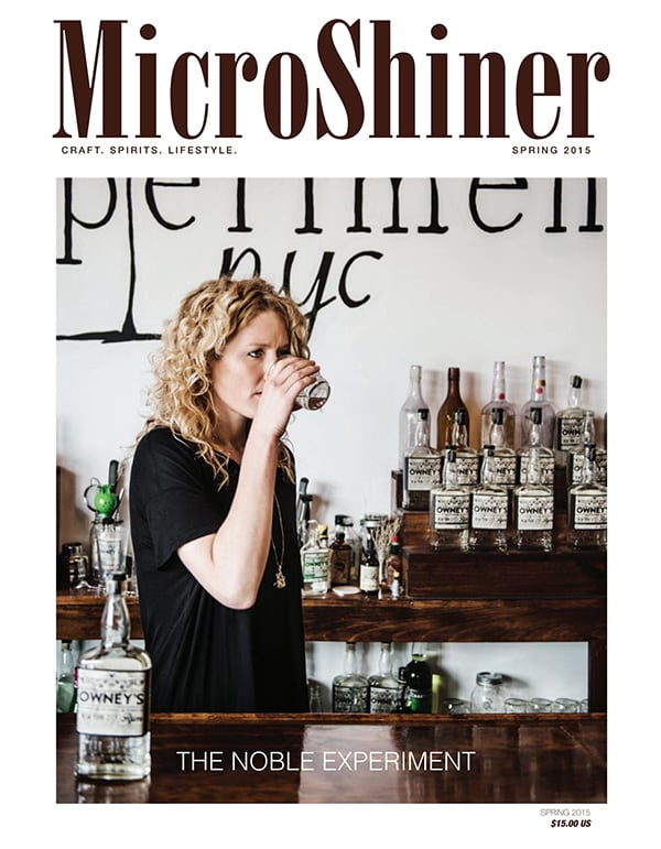 Microshiner Magazine Spring 2015