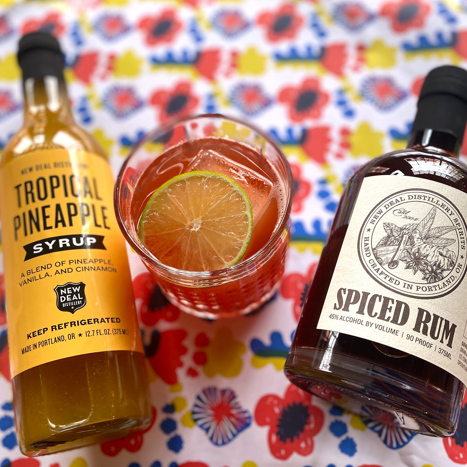 New Deal Fowl Play Cocktail Recipe