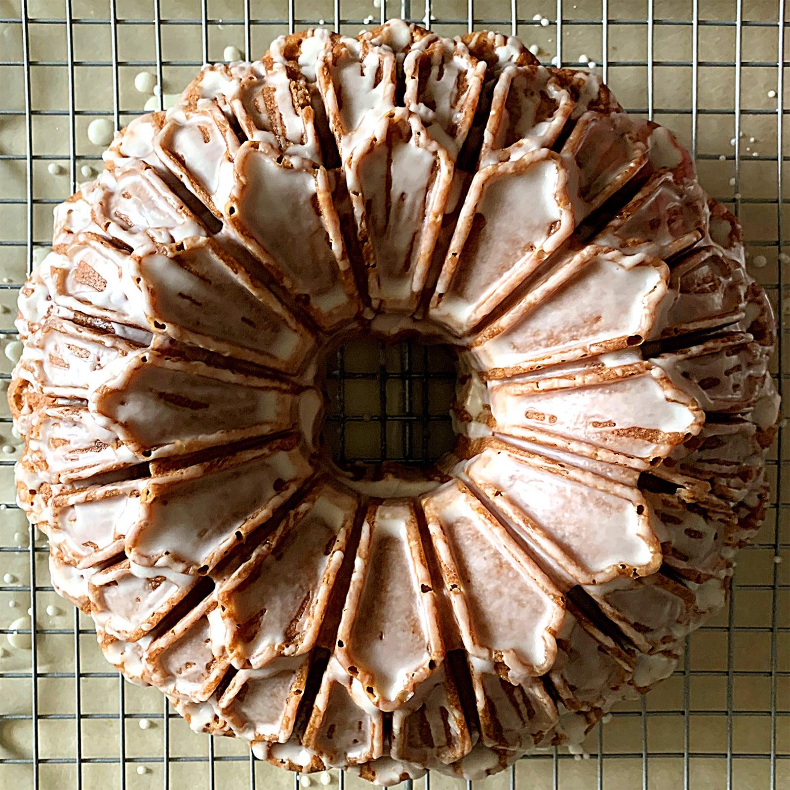 New Deal Rum Cake Recipe