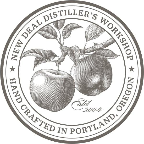 New Deal Distiller's Workshop Apple Brandy