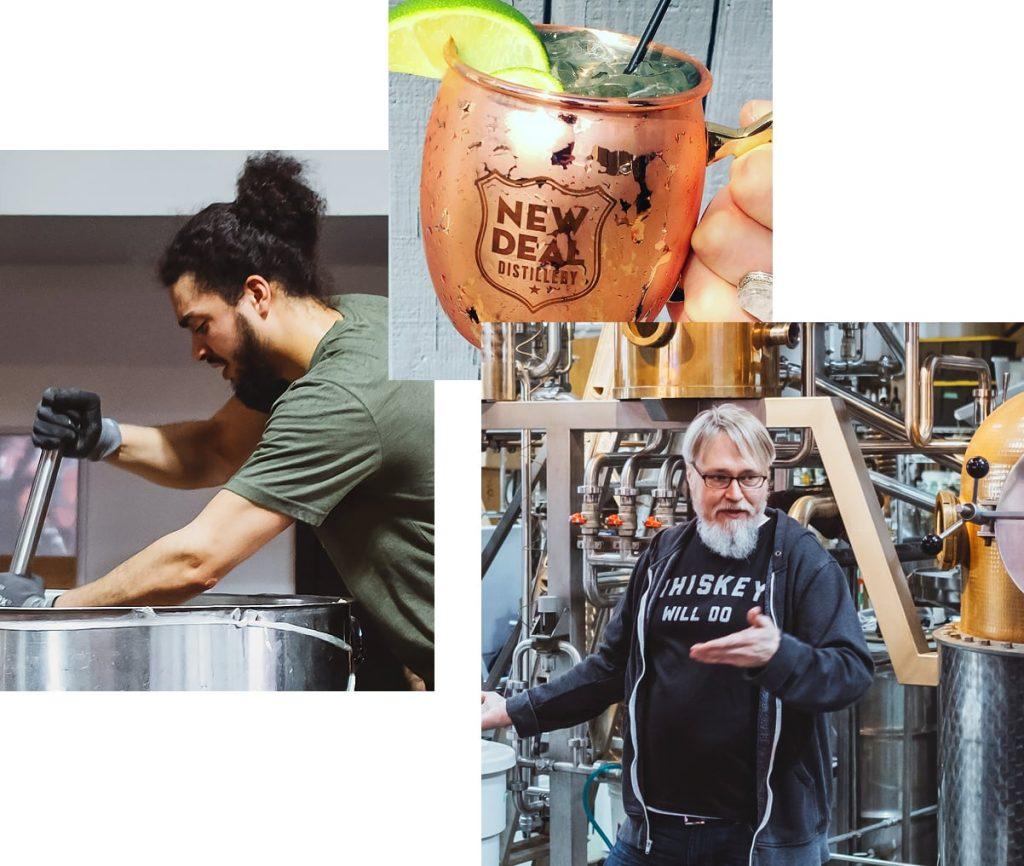 Pioneers in Craft Distilling