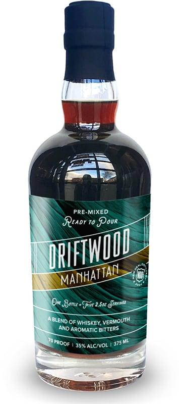 New Deal Driftwood Manhattan 2021