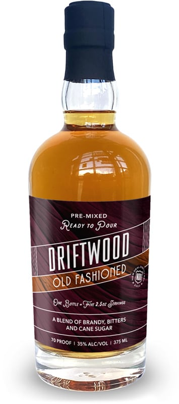 New Deal Driftwood Old Fashioned