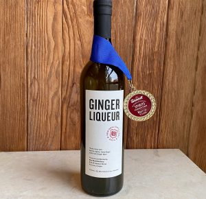 New Deal Ginger Liqueur Double Gold Award