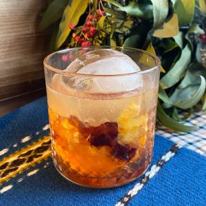 Hello Wisconsin Apple Brandy Old Fashioned
