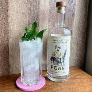 New Deal Pear Rickey Cocktail Recipe