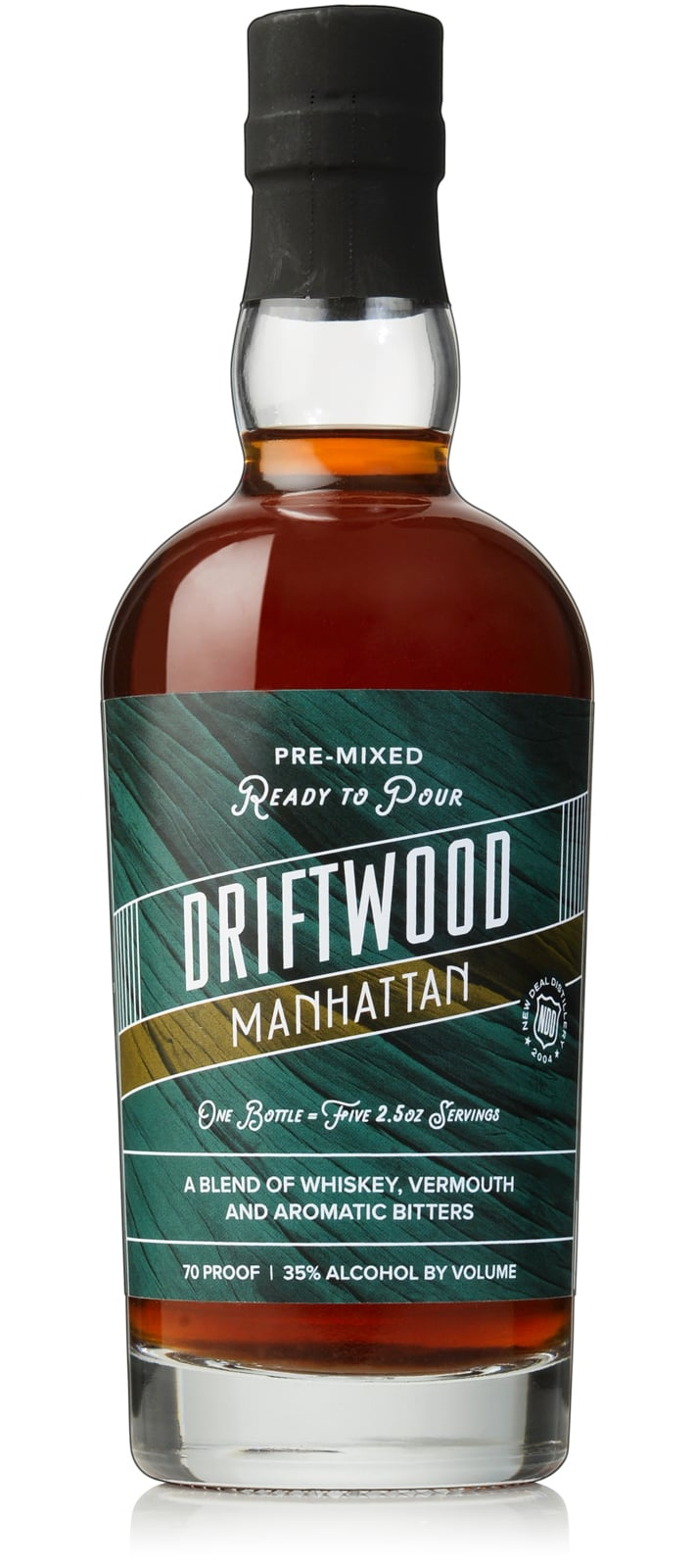New Deal Driftwood Manhattan 2021