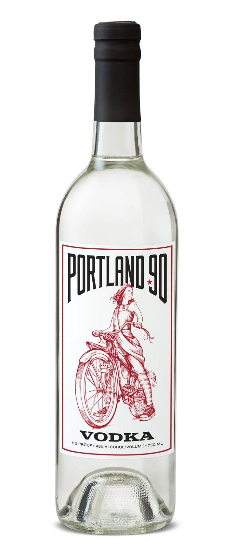 New Deal Portland 90 Proof Vodka