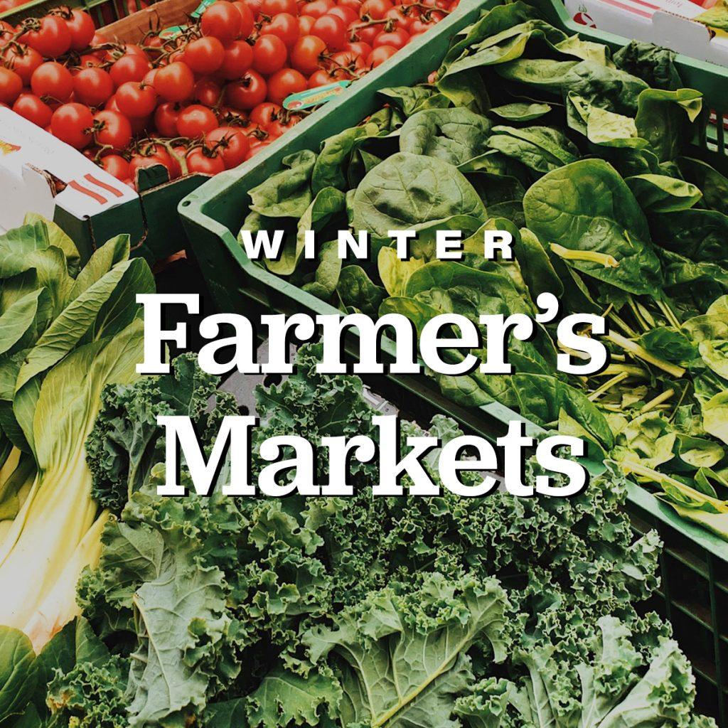 Portland Winter Farmer's Market