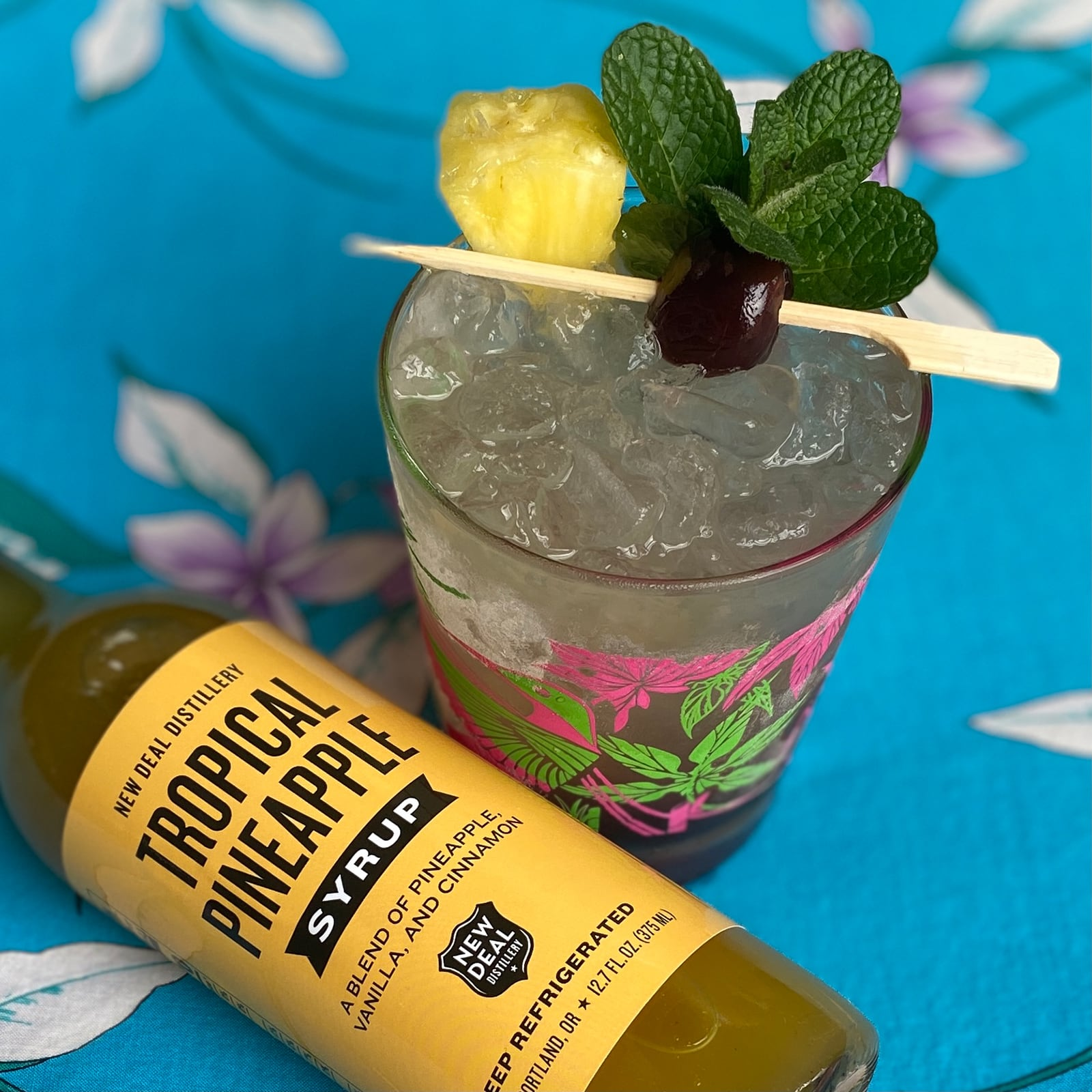 New Deal Great Escape Cocktail Recipe