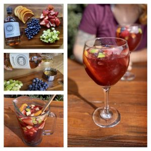 New Deal Red Wine Sangria Recipe