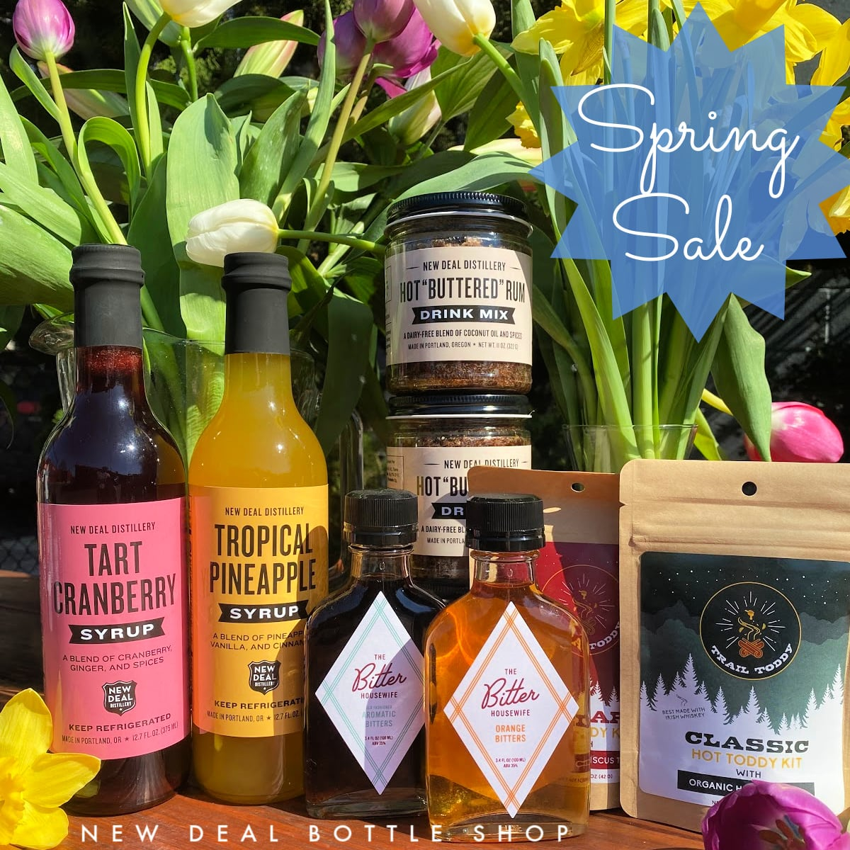 New Deal Spring Sale