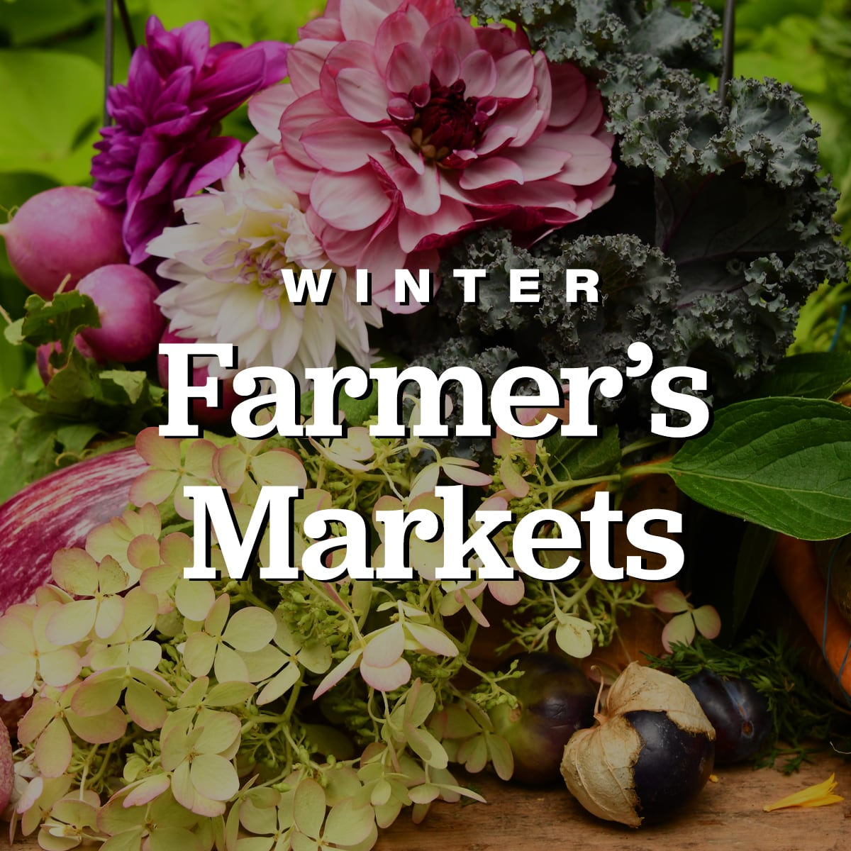 Portland Winter Farmer's Market