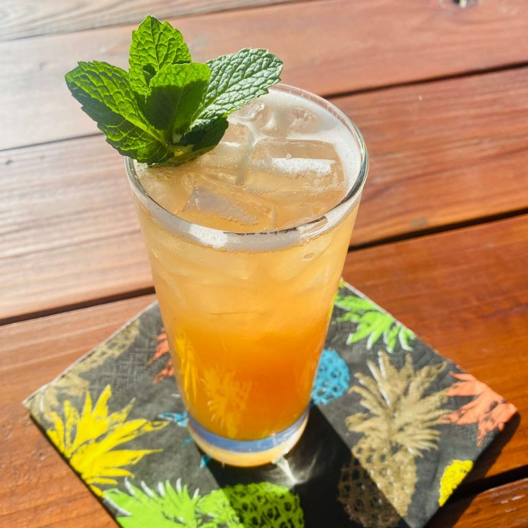 zombie tiki cocktail
