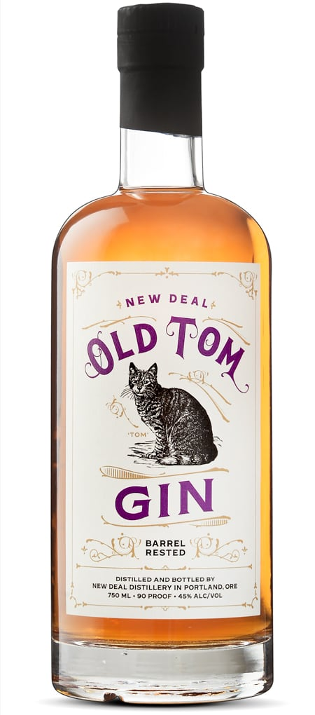 New Deal Old Tom Gin